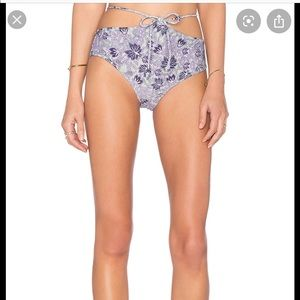 For love and lemons Monaco bikini bottom